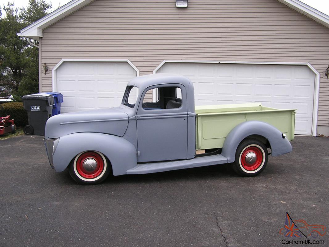 1940 Ford Pickup Truck for sale