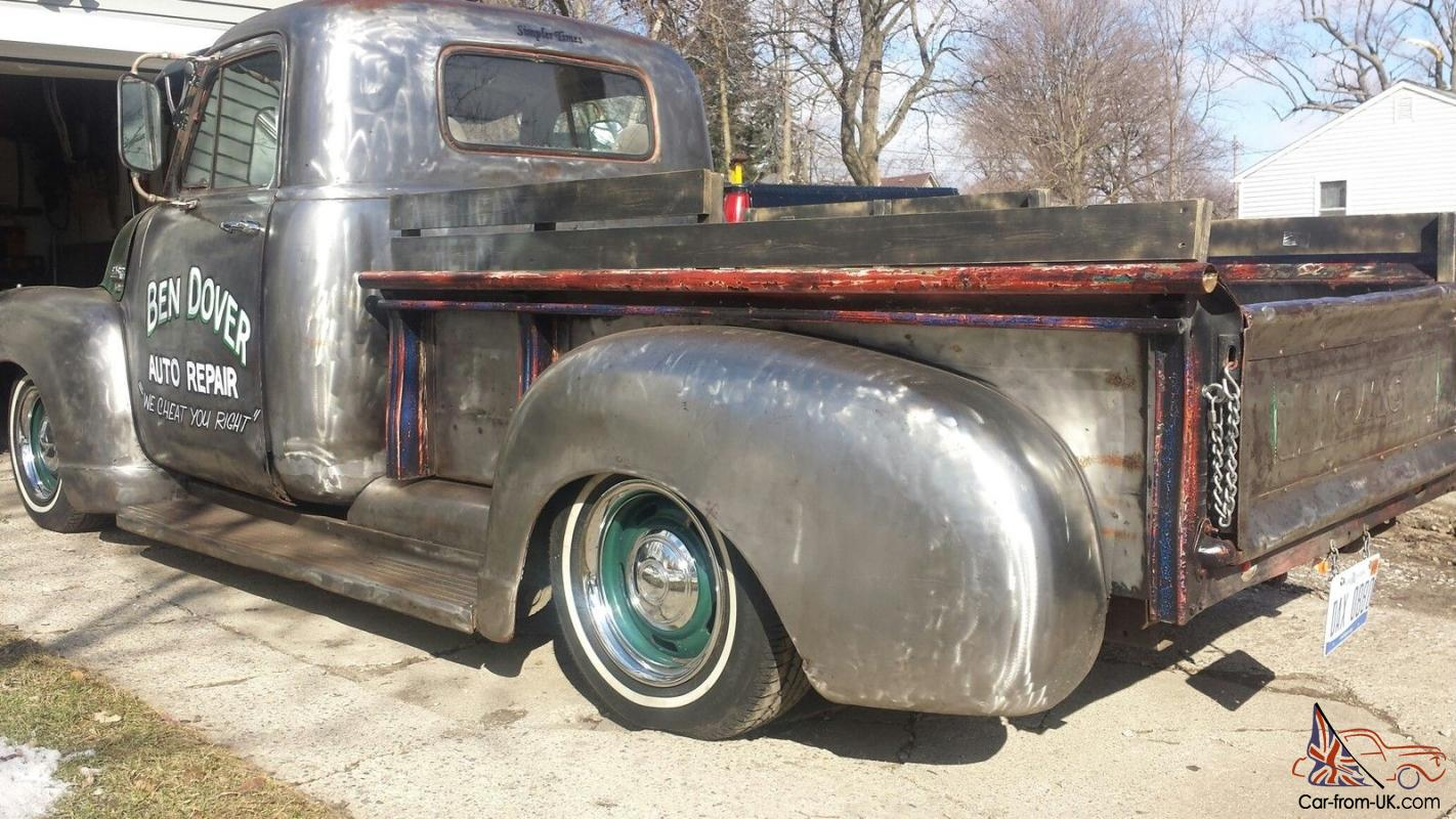 Rat Rod Ratrod Hotrod Classic Hot Rod Street Rod Patina