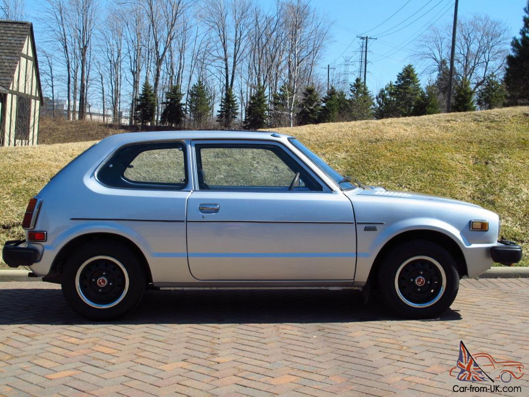 1978 honda civic cvcc rust free super clean 72 000 for 1978 honda civic