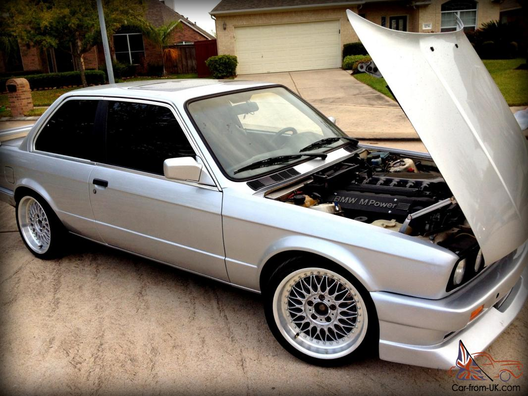 Akg motorsports1986 bmw 325es e30 m3 5 lug swap euro for How much does it cost to list on ebay motors