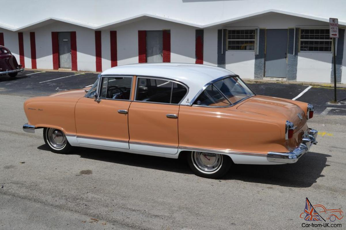 1955 Nash Statesman ** Collector Quality Palm Beach Car