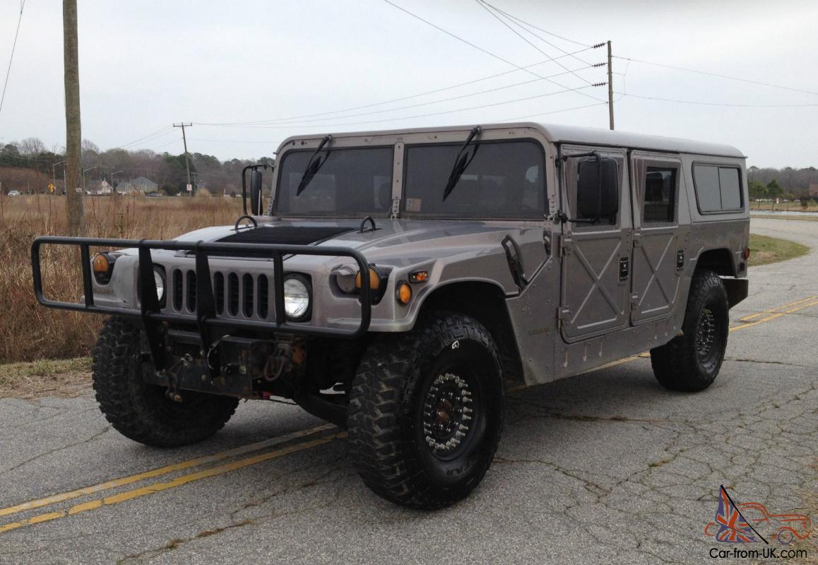 ex military h1 hummer for sale autos post. Black Bedroom Furniture Sets. Home Design Ideas
