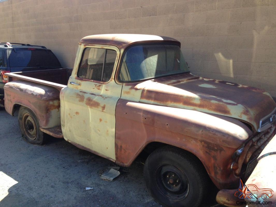 Truck » 57 Chevy Truck For Sale - Old Chevy Photos Collection, All ...
