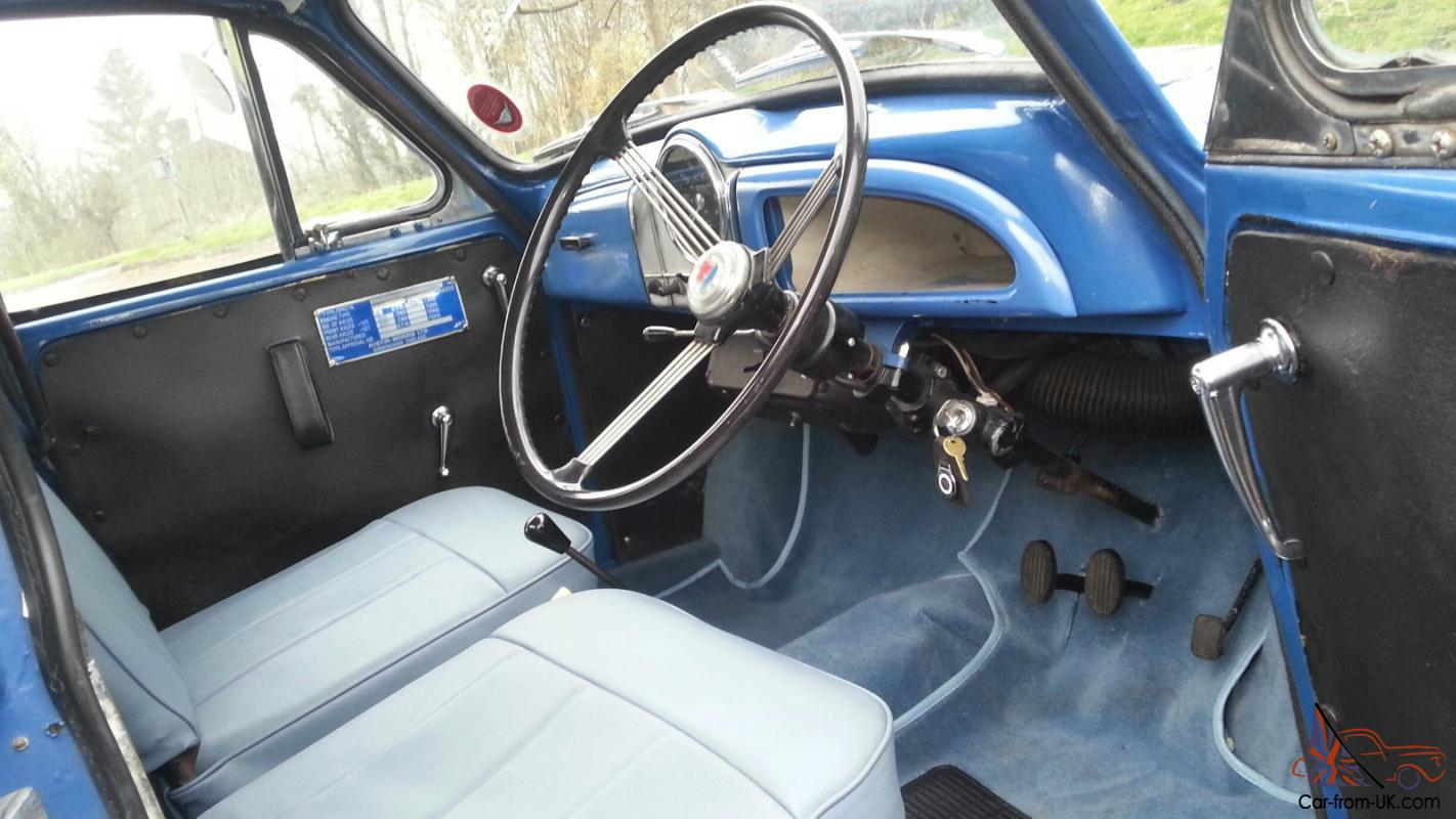 1970 Morris Minor Pick Up Fully Restored Stunning