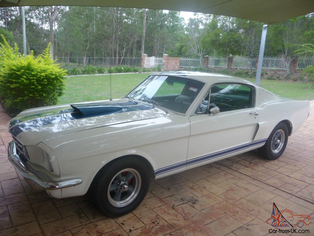 Ford Mustang Fastback 1965 GT350 Clone In Regents Park QLD
