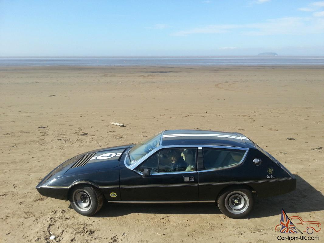 75 lotus elite, 36 yrs old, all there taxed n tested, not immaculate ...