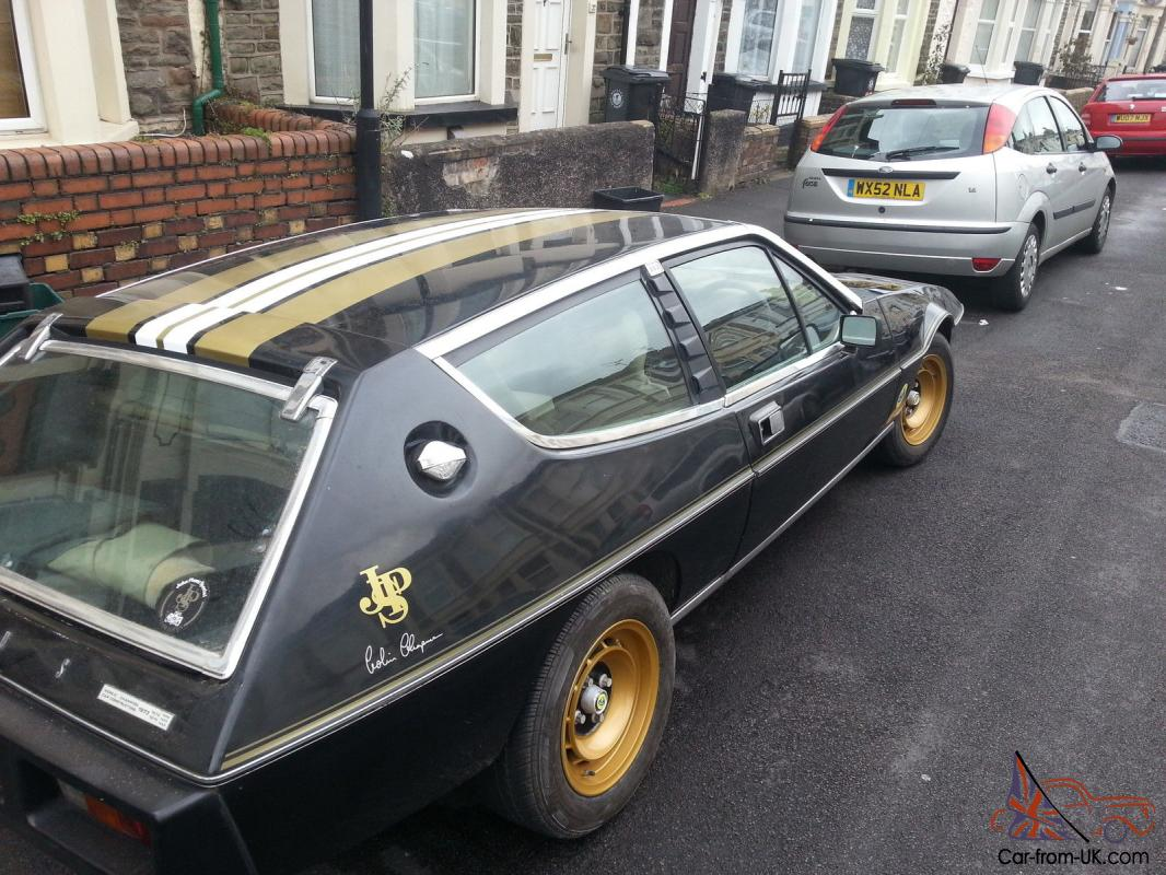 Type 75 Lotus Elite, 36 Yrs Old, All There Taxed N Tested