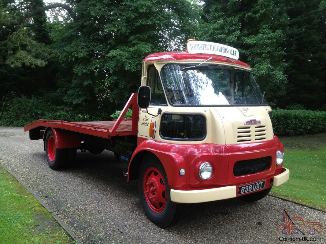 austin fg 700 classic lorry recovery truck beaver tail tax exempt lez exempt. Black Bedroom Furniture Sets. Home Design Ideas