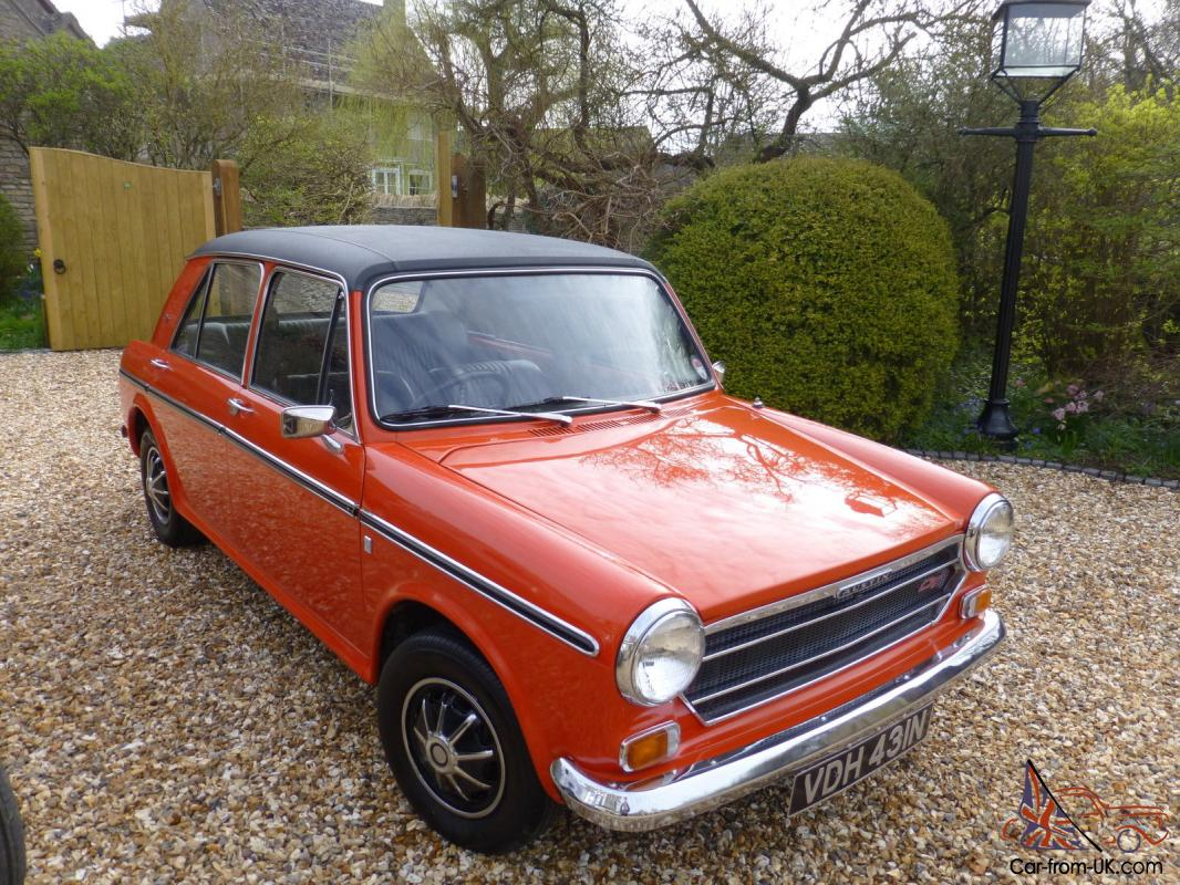 Austin 1300gt Only 23000 Miles From New