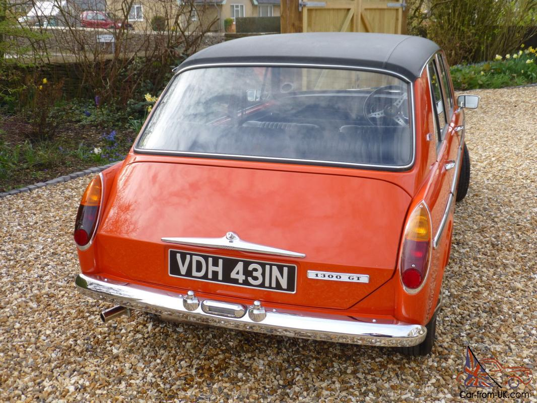 Austin 1300gt only 23000 miles from new for Motor mile austin texas