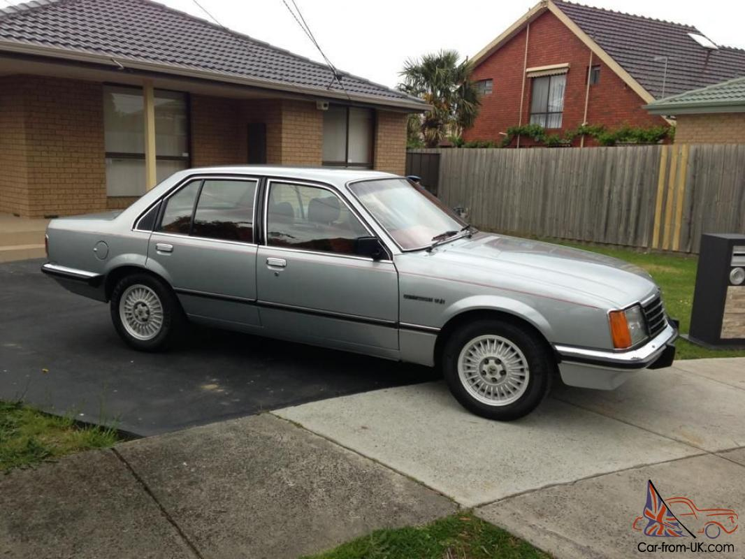 Rare As New 1978 Holden Vb Sle Commodore 310 Pack 5 0 Ltr
