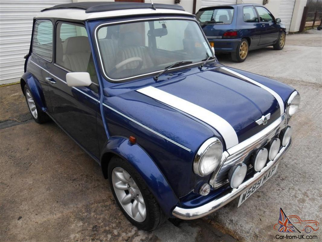 2000 mini cooper s sportspack 33 000 mls only tahiti blue immaculate cond. Black Bedroom Furniture Sets. Home Design Ideas