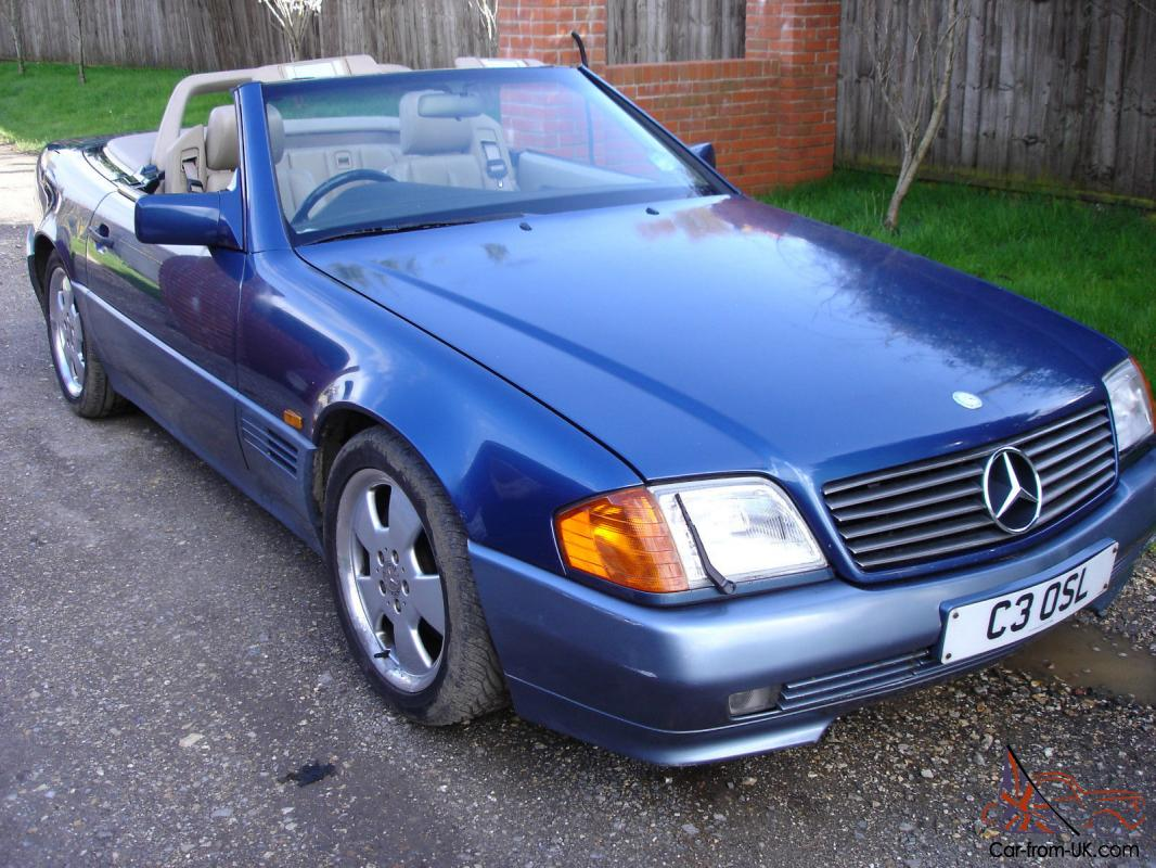Mercedes 300 sl convertable with good plate c30 sl for C30 mercedes benz
