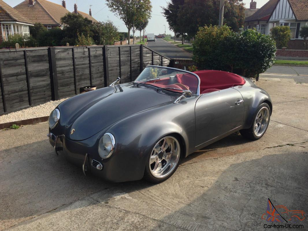 1969 Vw Porsche 356 Speedster Outlaw Replica