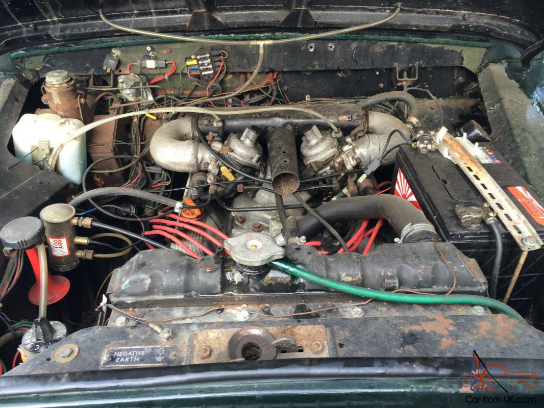 Land Rover Swb Series 2a 3 5v8  Mot Great Example Of This