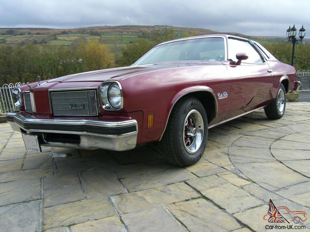 Oldsmobile cutlass salon 1975 original condition 12k miles for 1975 oldsmobile cutlass salon for sale