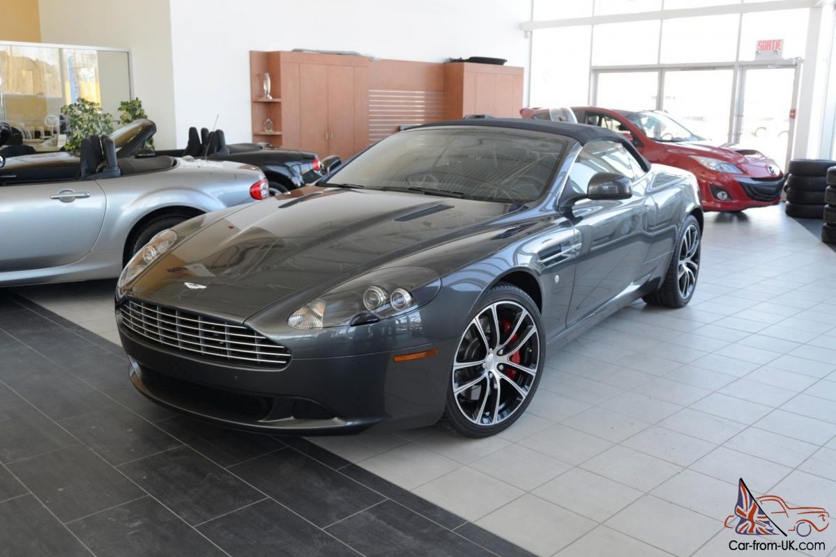 aston martin db9 volante convertible 2 door. Black Bedroom Furniture Sets. Home Design Ideas