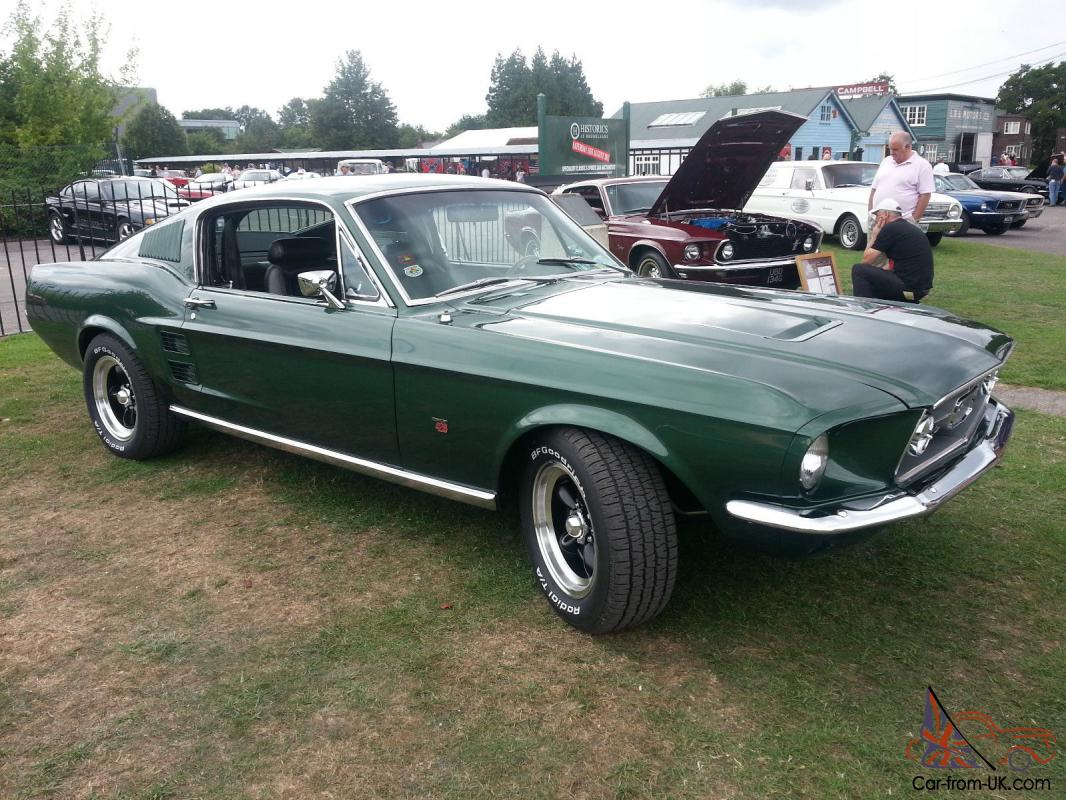 1967 Mustang Fastback For Sale Cheap