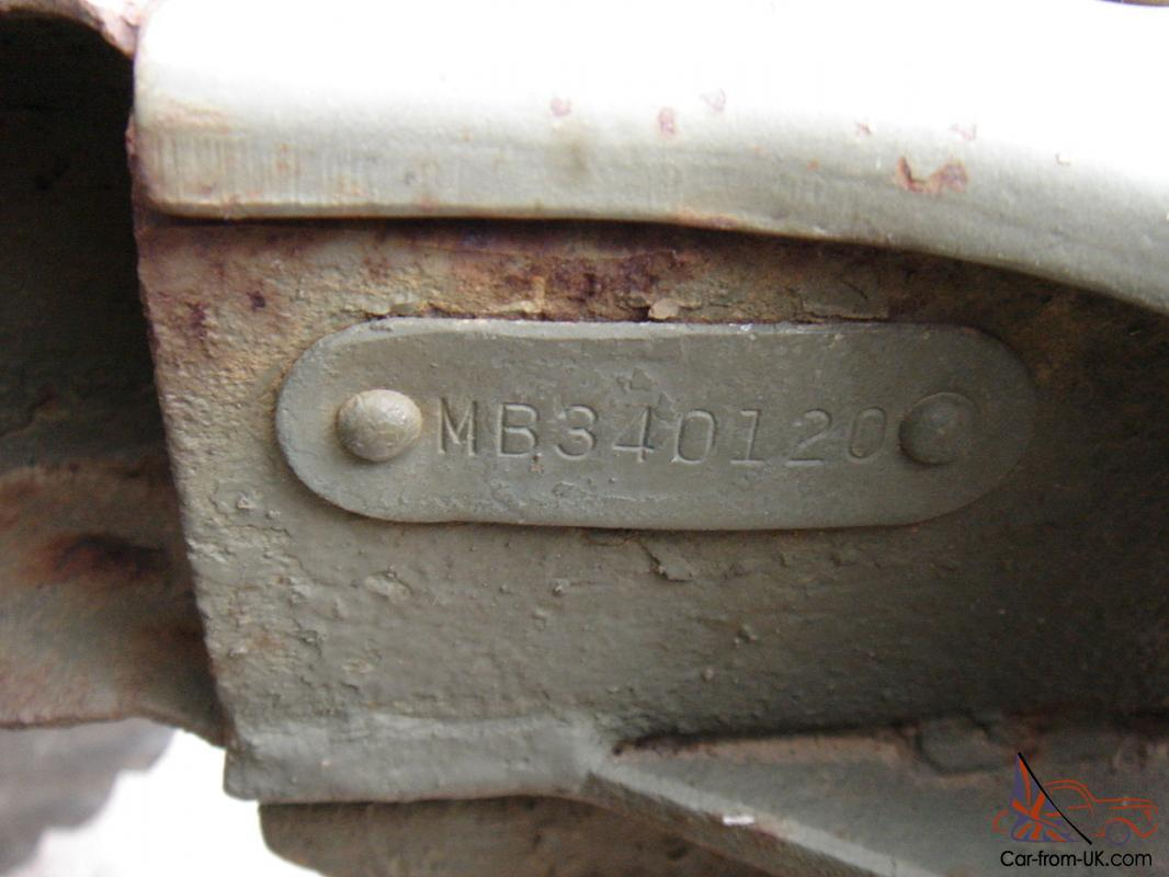 Willys Jeep Canvas Ebay