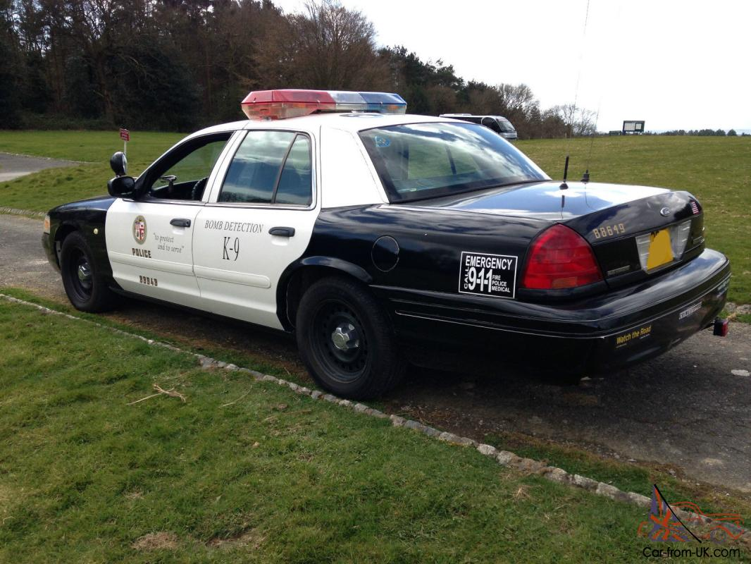 Police Cars For Sale >> American Police Car