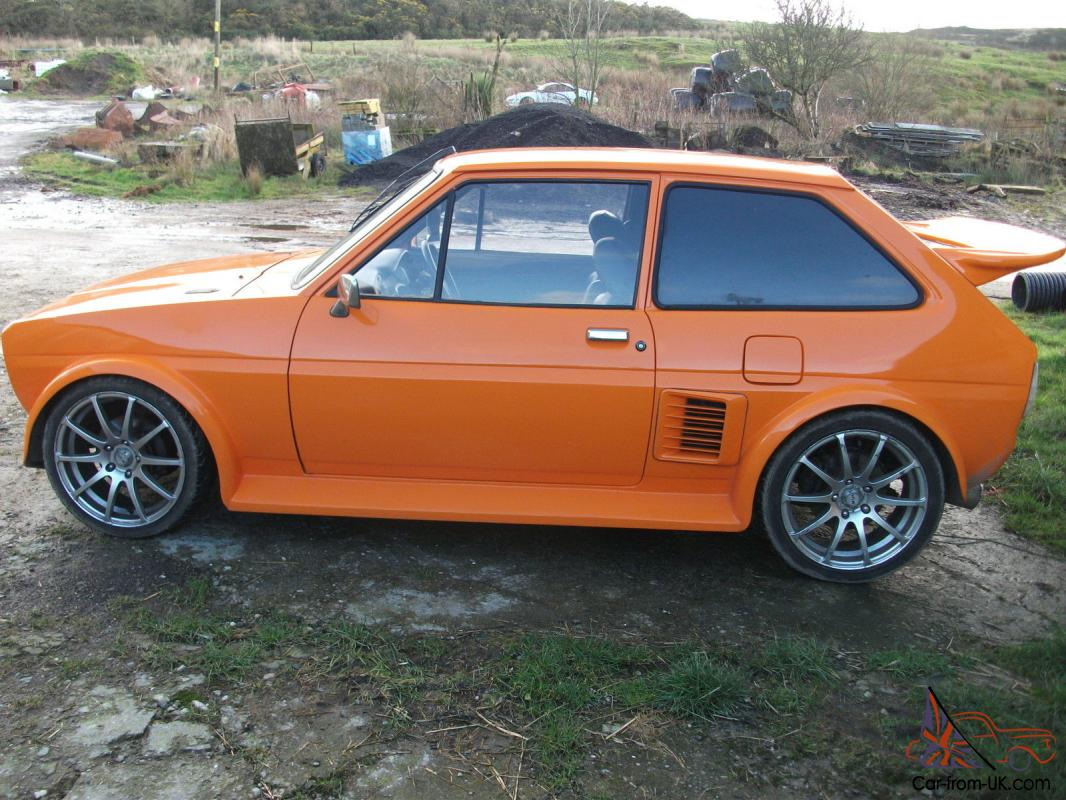 ford fiesta mk1 classic - photo #33