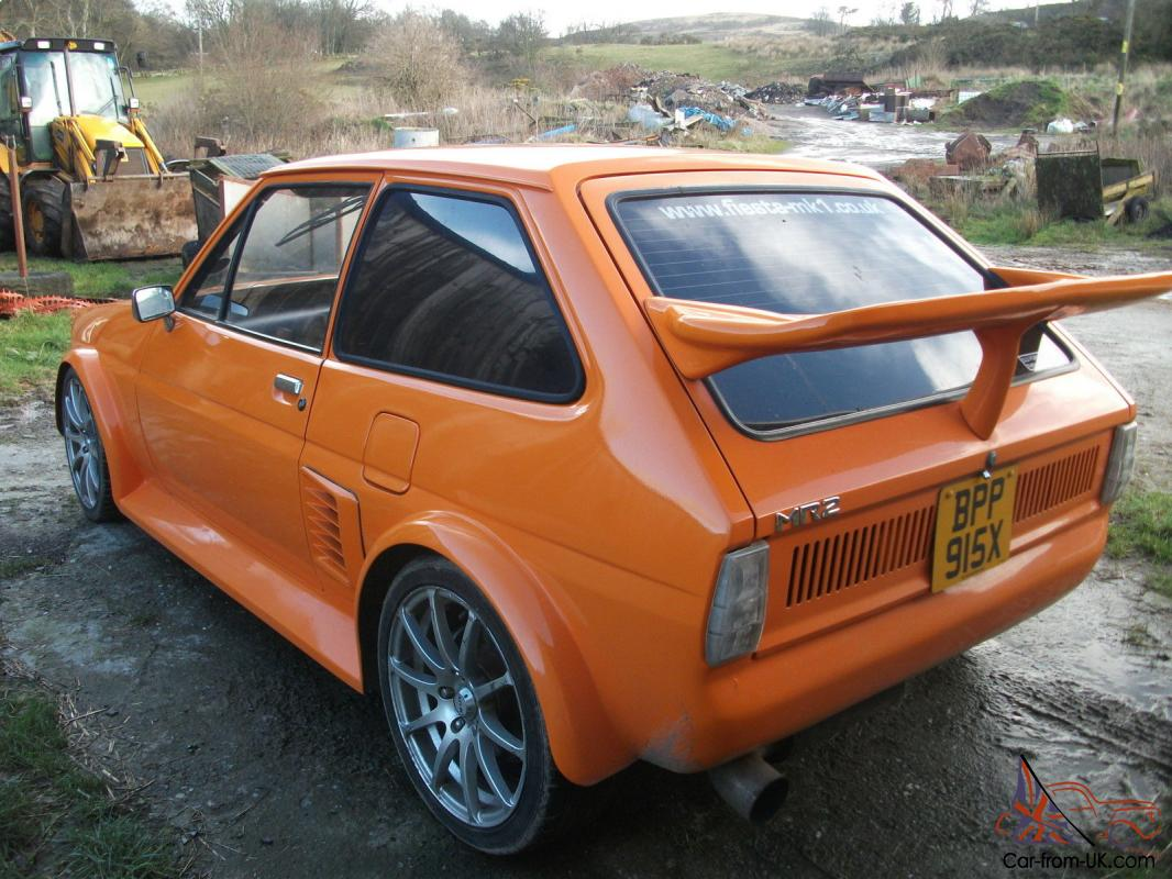 ford fiesta mk1 classic - photo #48