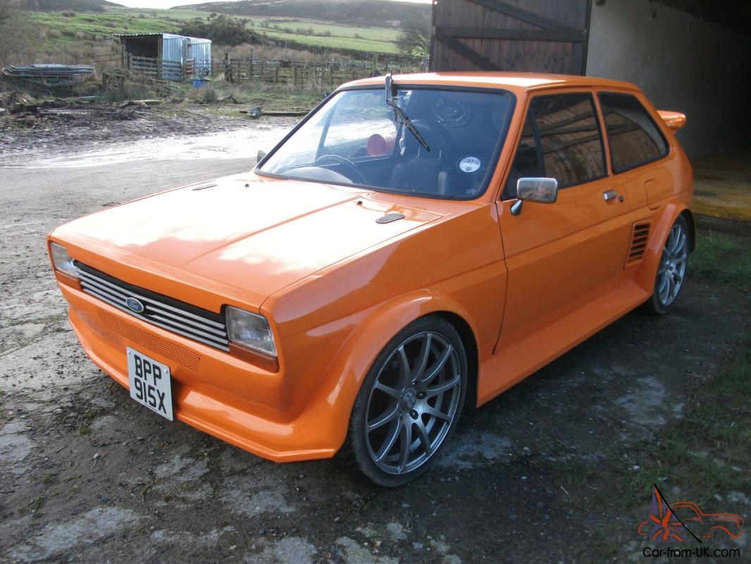 ford fiesta mk1 classic - photo #21
