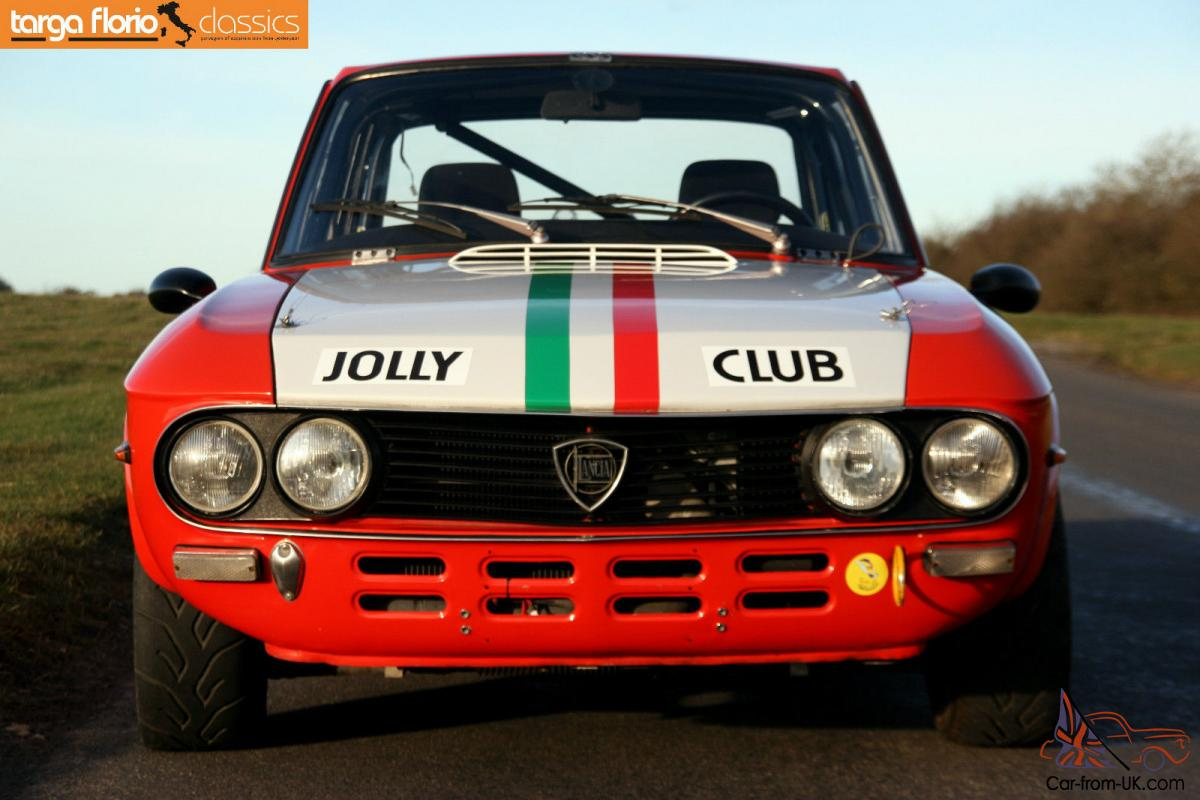 1972 lancia fulvia series 2 1600hf rally race track hill