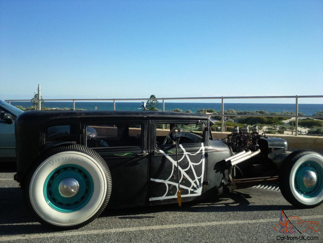 Stunning Tudor Rat Rod For Sale Photos - Classic Cars Ideas - boiq.info