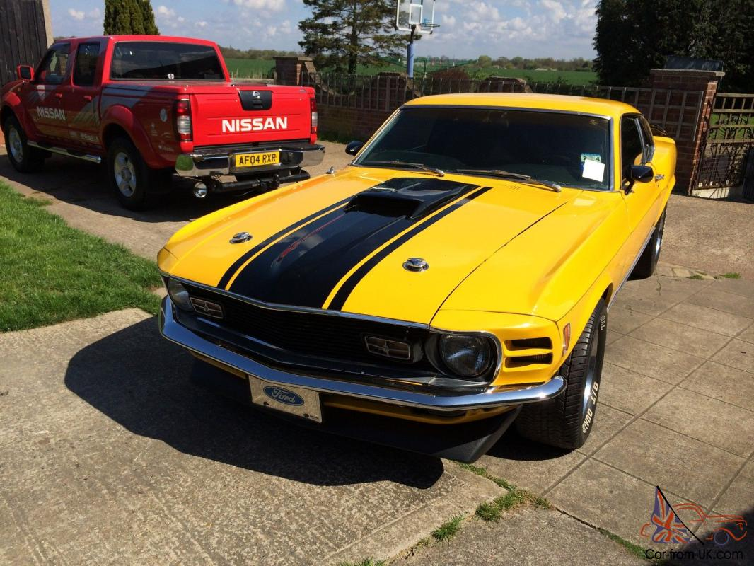 1970 Mustang Fastback For Sale Texas
