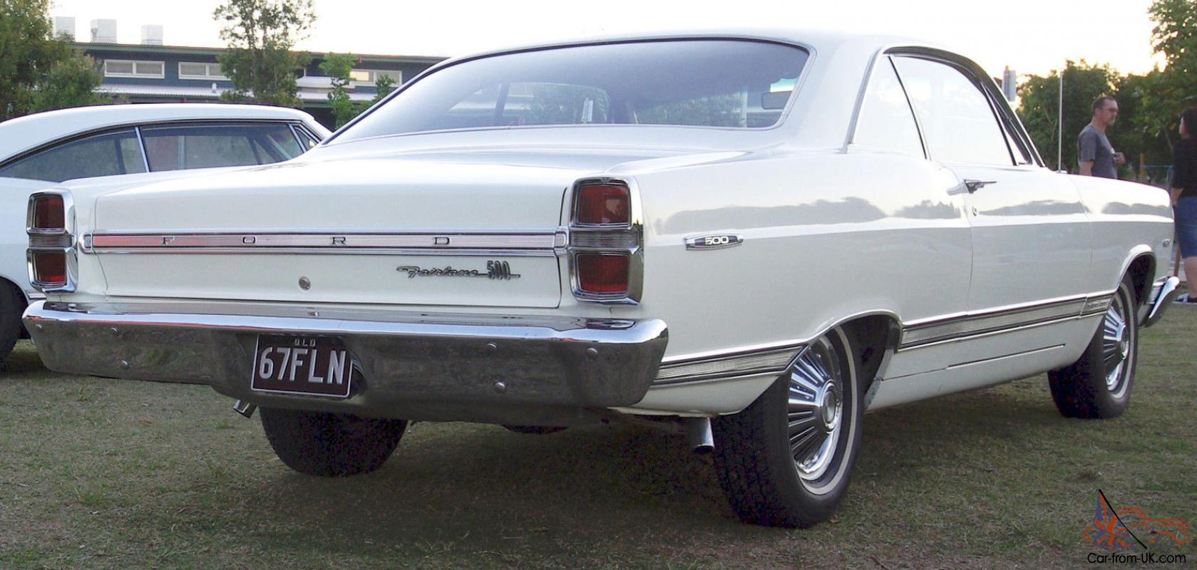1967 ford fairlane fastback