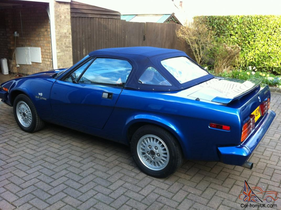tr7   tr8 grinnall conversion 3 5 v8