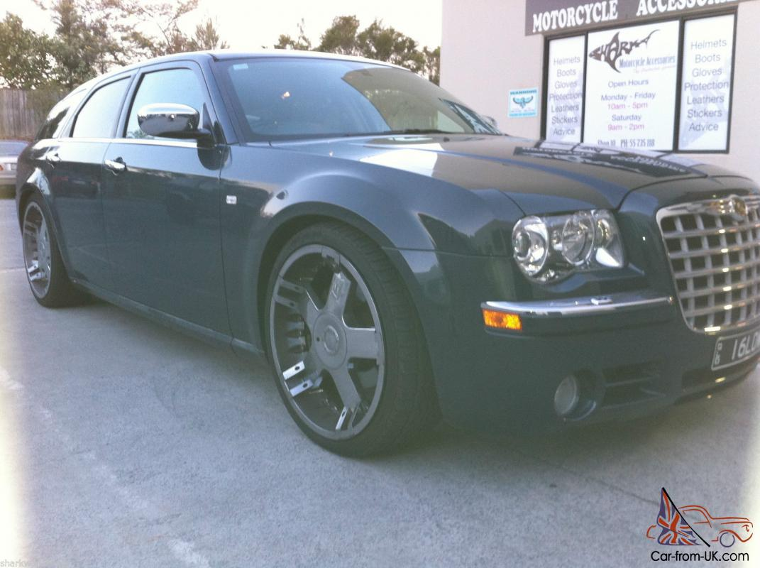 Chrysler 300c Touring 2007 22 Mags 10k Sound System Coilovers