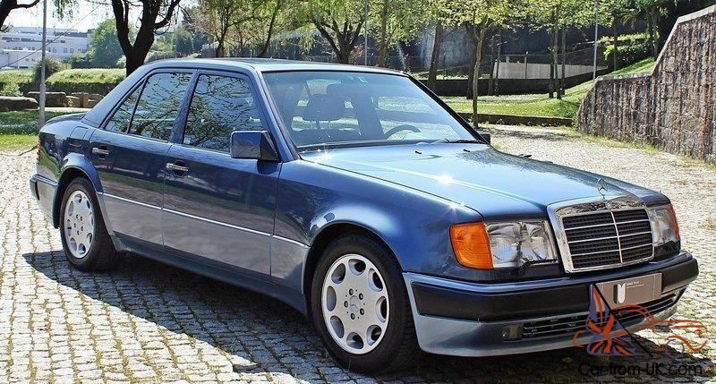 1991 lhd mercedes benz 500e one owner from new. Black Bedroom Furniture Sets. Home Design Ideas