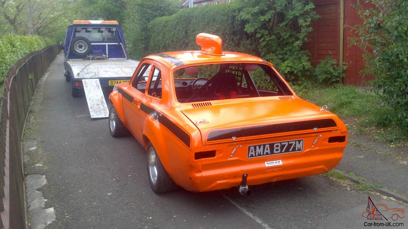 MK1 ESCORT RACE CAR CLASSIC HOT ROD RALLY HILL CLIMB