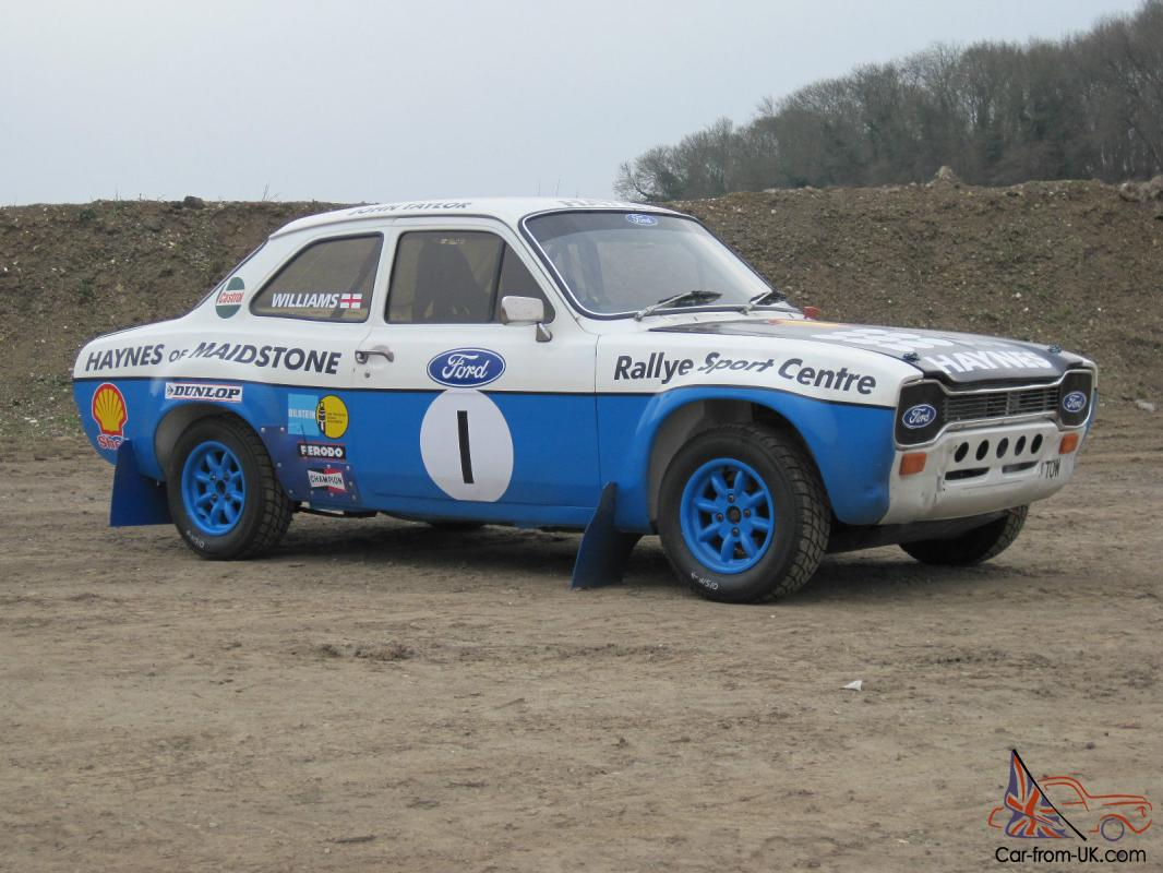 MK1 Escort, Rally Car, Historic, Rallycross, Classic Car,