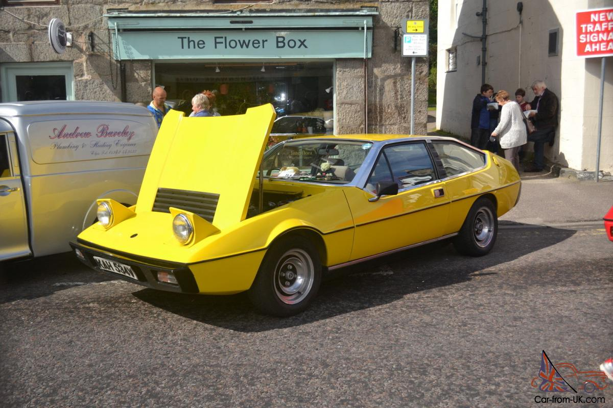 Charming Classic Cars From UK