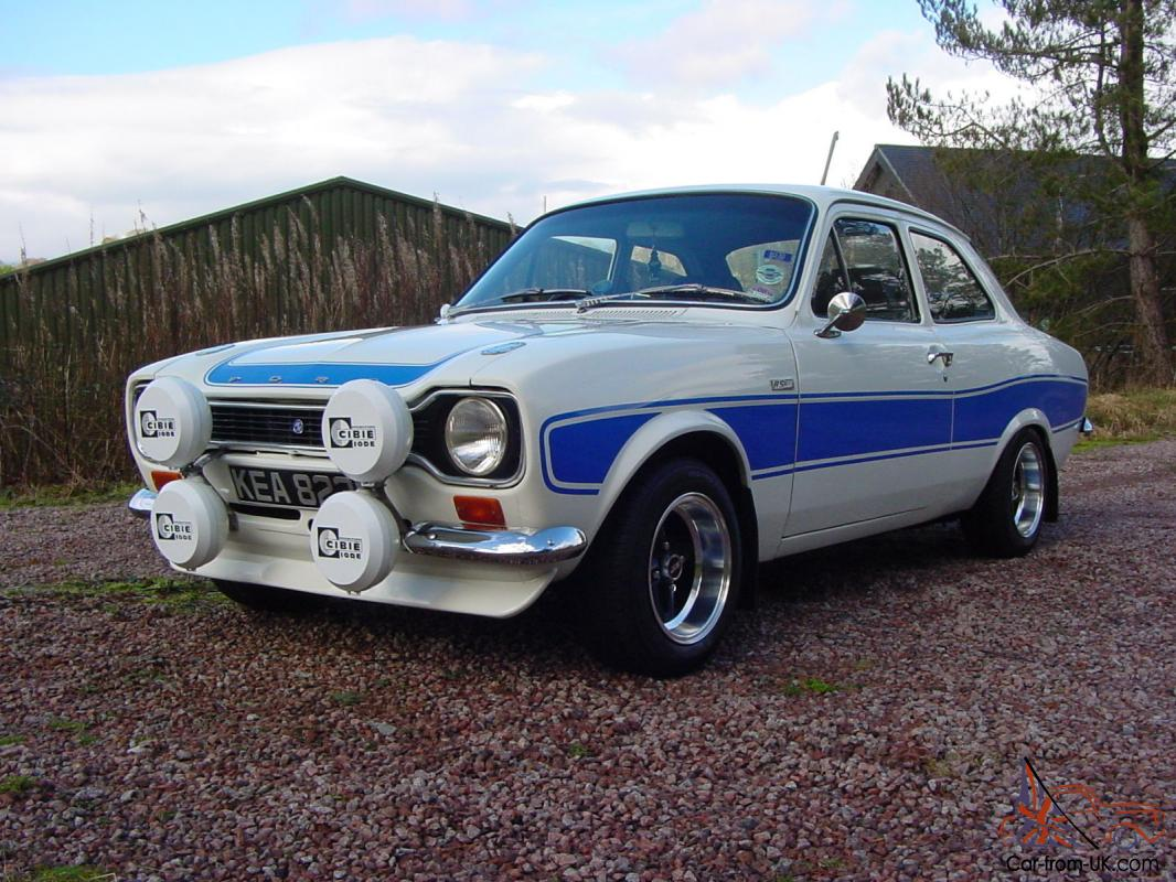 Ford escort mk1 1972 2 o photo