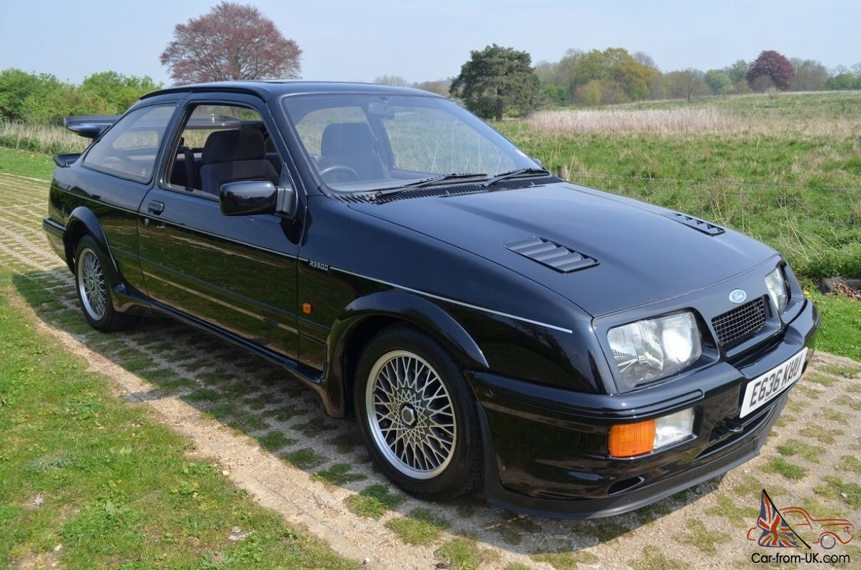 1987 sierra rs500 cosworth. Black Bedroom Furniture Sets. Home Design Ideas