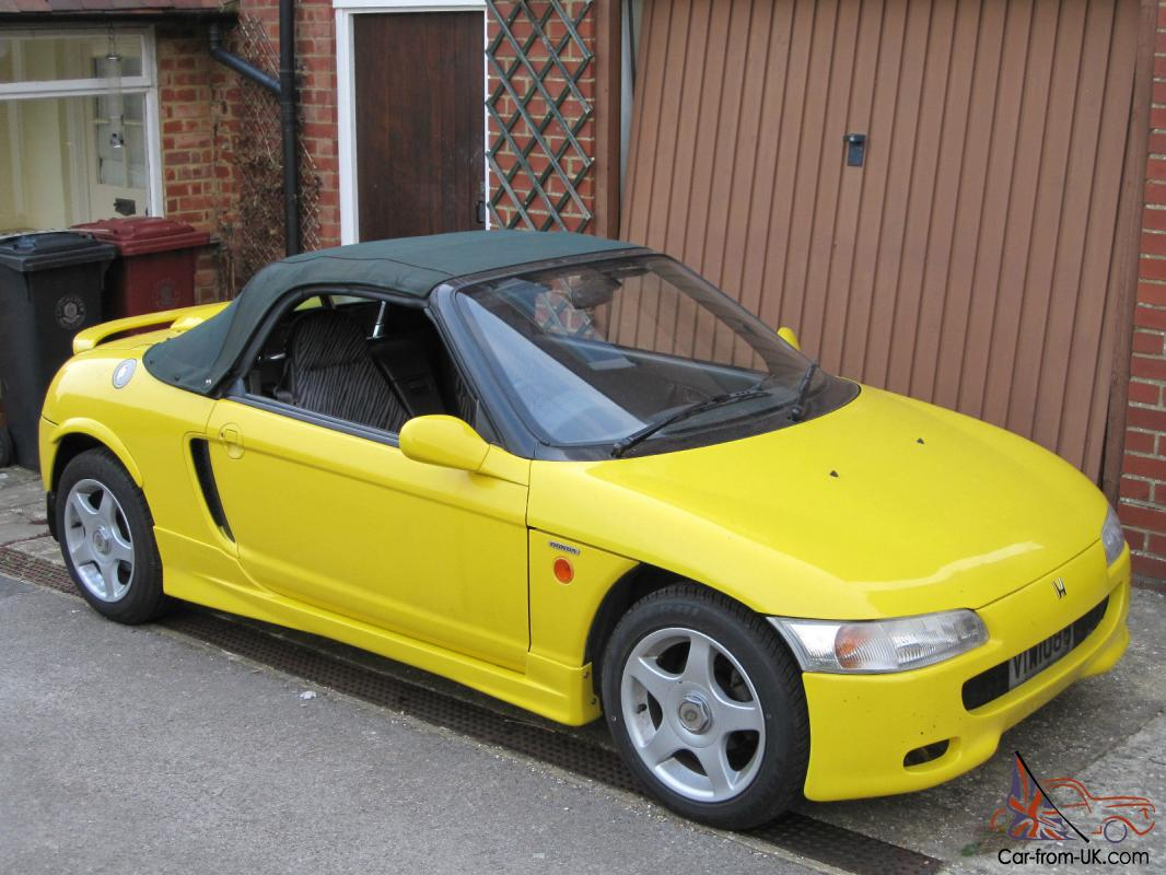 Rare Honda Beat Quot Modified Quot Mid Engined Micro Car Classic
