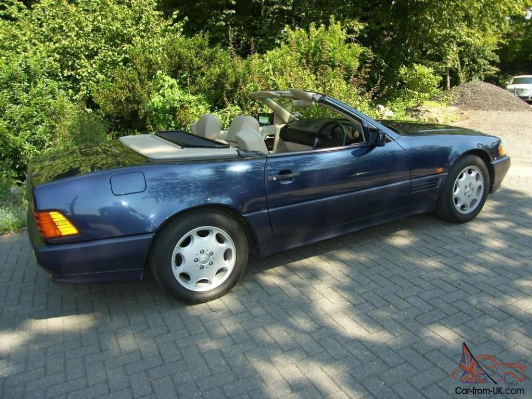 1998 mercedes sl 320 convertible. Black Bedroom Furniture Sets. Home Design Ideas