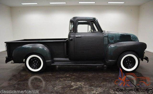 1954 chevrolet 5 window 327 cu in v8 pick up truck for 1954 chevy 5 window