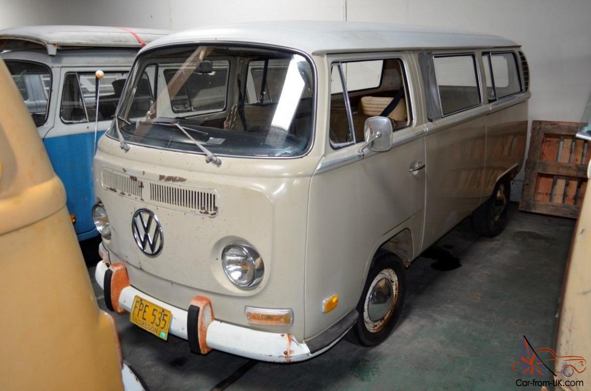 660ce099e0 VW CAMPER t2 ORIGINAL PAINT early bay campervan NEVER WELDED - can deliver  EU Photo