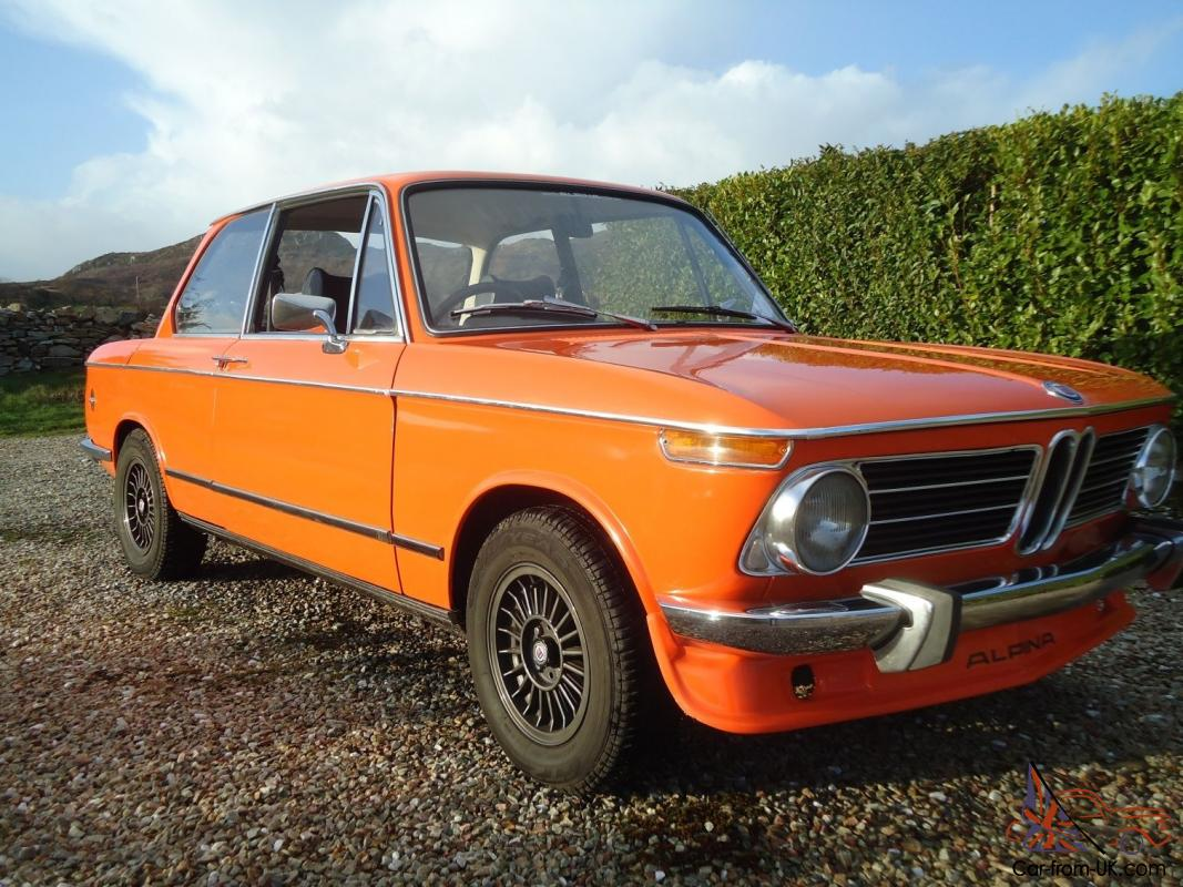 1972 bmw 2002 tii inka orange. Black Bedroom Furniture Sets. Home Design Ideas