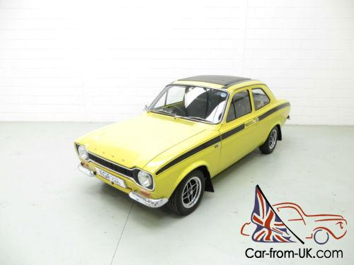 a genuine avo mk1 ford escort rs mexico in award winning condition. Black Bedroom Furniture Sets. Home Design Ideas