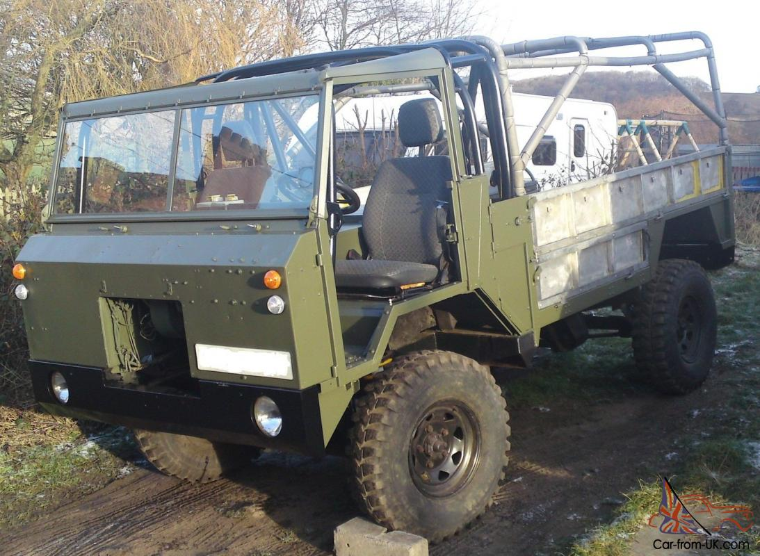 land rover 101 forward control LHD (Coil suspension)