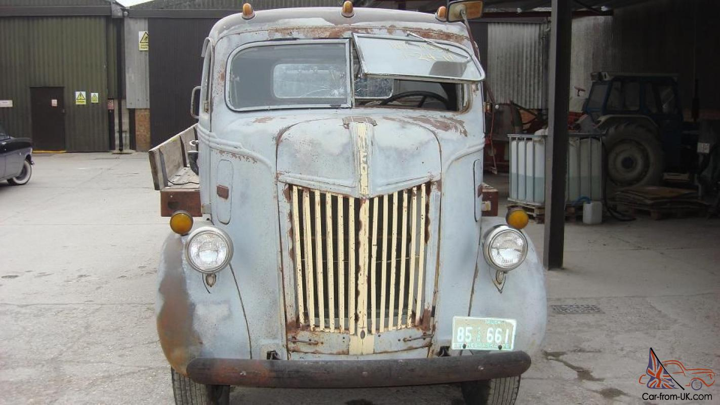 1947 Ford 1 5ton Truck Ford Cabover 1947 Ford Truck