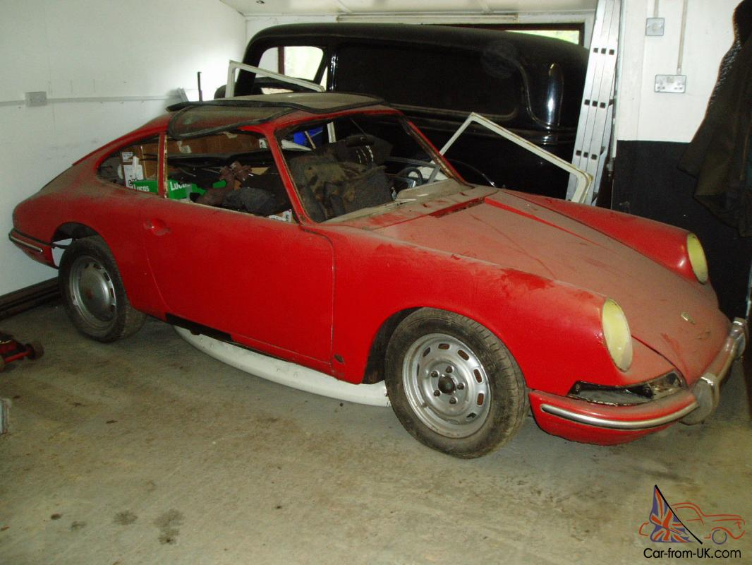 1966 Porsche 912 for restoration / restoration project