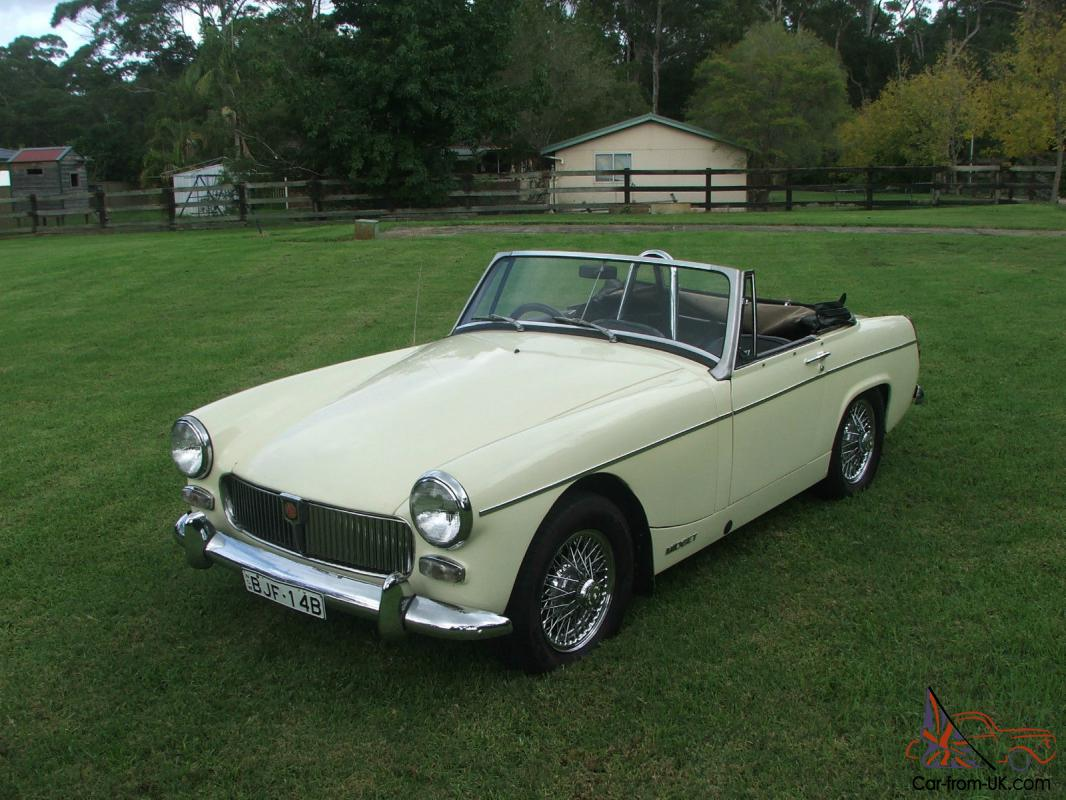 Mg midget sales scotland