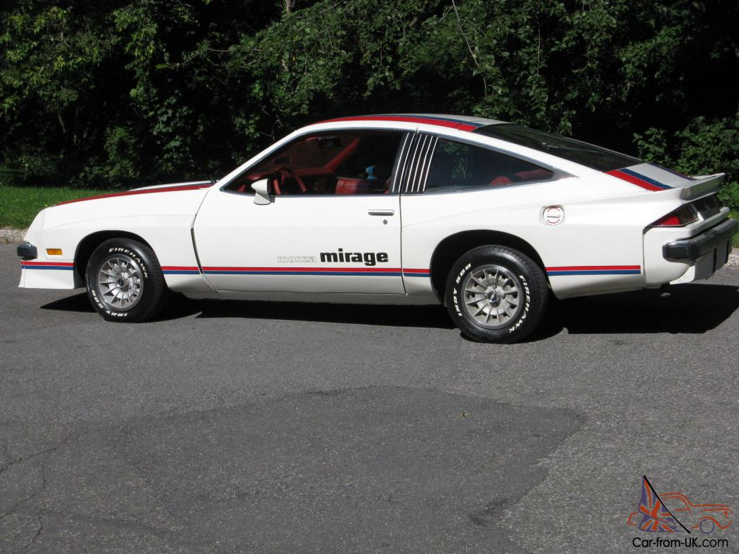 Chevy Monza Mirage For Sale Autos Post
